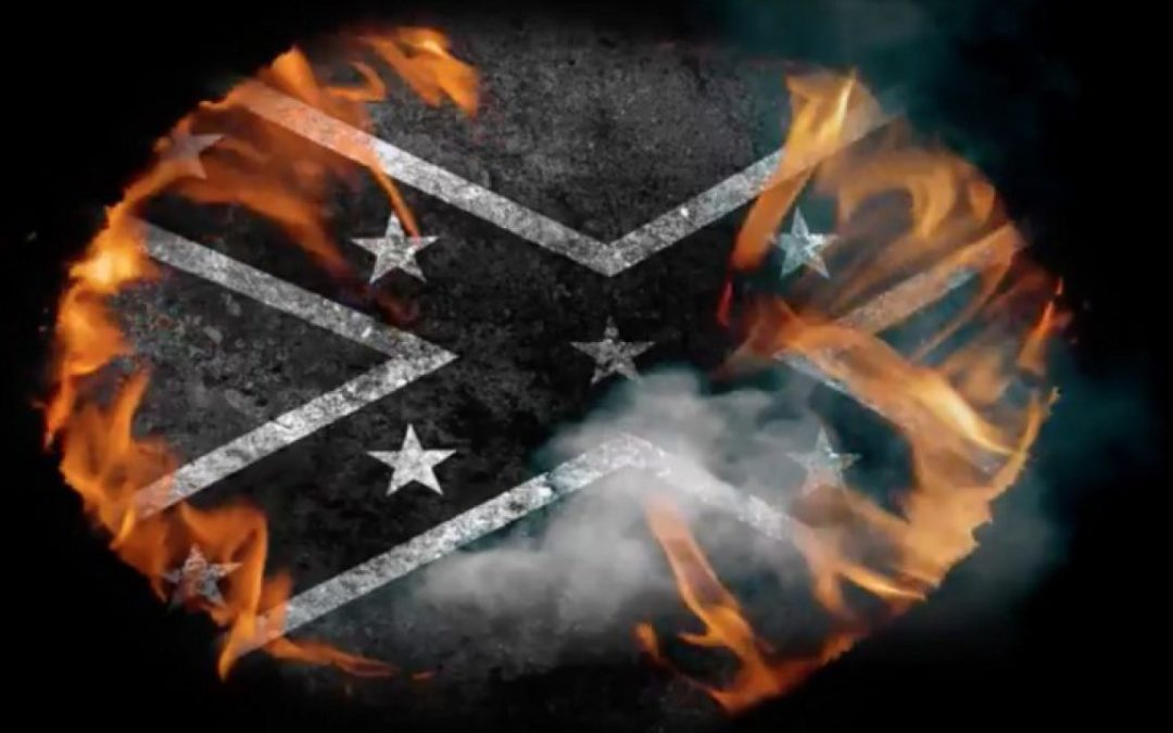 A New Memorial Day Tradition: Burn a Confederate Flag With Artist John Sims