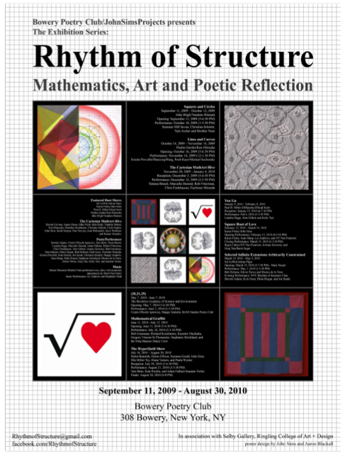 Rhythm Of Structure Johnsimsprojects